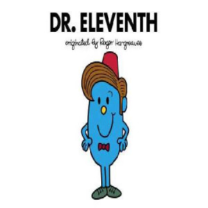 Doctor Who: Dr. Eleventh (Roger Hargreaves)