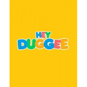 Hey Duggee: 123: Numbers Sticker Activity Book