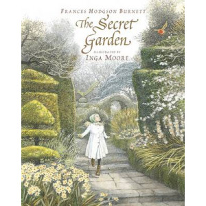 Secret Garden (Illustrated Edition - Inga Moore)