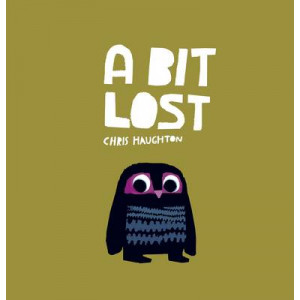 A Bit Lost: Board Book