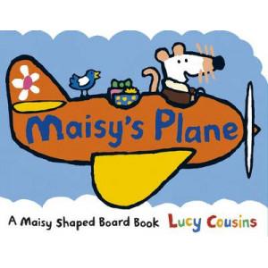 Maisy's Plane: Shaped Board Book