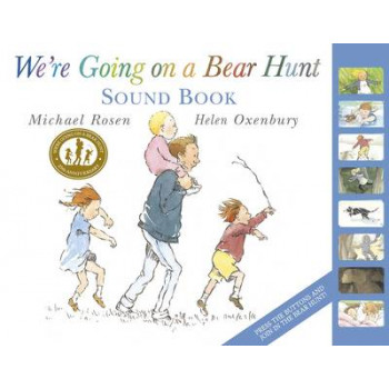 We're Going on a Bear Hunt Sound Book