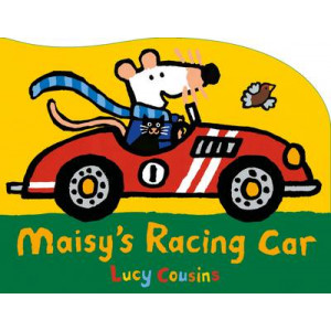 Maisy's Racing Car BOARD BOOK