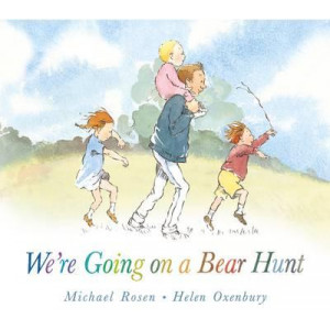 We're Going on a Bear Hunt: Board Book