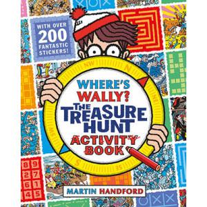 Where's Wally? the Treasure Hunt: Activity Book