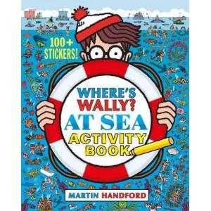Where's Wally? At Sea: Activity Book