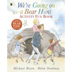 We're Going on a Bear Hunt: Activity Fun Book