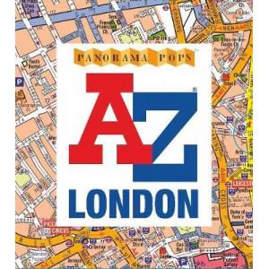 A-Z London: Panorama Pops