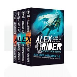 Alex Rider: Missions 1-4