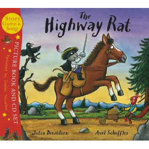 Highway Rat (Book with CD)
