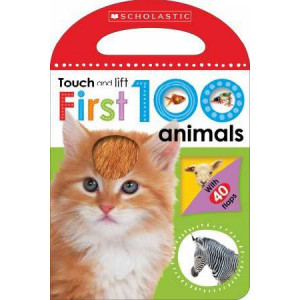 First 100 Touch and Lift: Animals