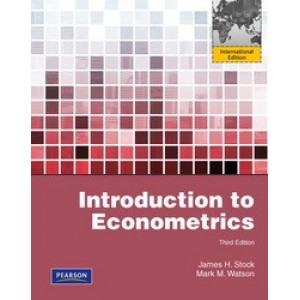 Introduction to Econometrics 3E