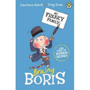 Brainy Boris: My Freaky Family 4