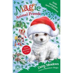 Holly Santapaws Saves Christmas