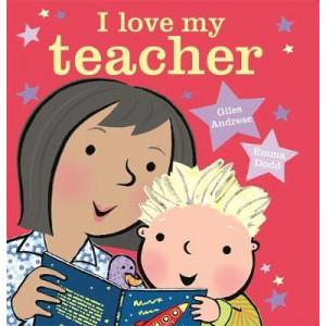 I Love My Teacher