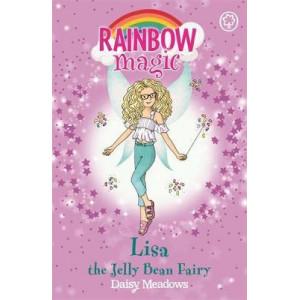 Lisa the Jelly Bean Fairy: The Candy Land Fairies Book 3