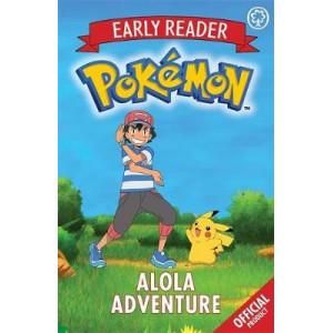 Alola Adventure: Book 1