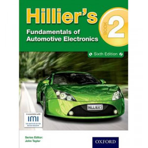 Hillier's Fundamentals of Automotive Electronics: Book 2
