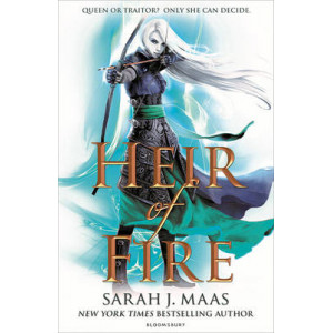 Throne of Glass #3: Heir of Fire