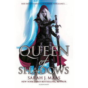 Throne of Glass #4: Queen of Shadows