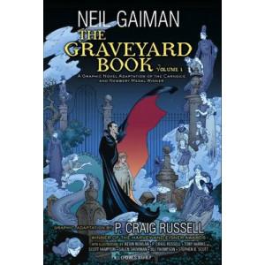 Graveyard Book Graphic Novel: Part 1