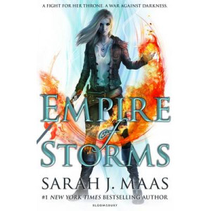 Throne of Glass #5: Empire of Storms