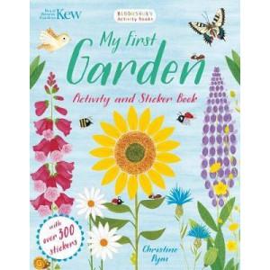 Kew My First Garden Activity and Sticker Book