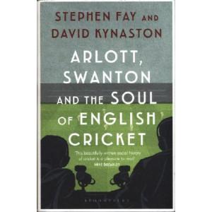 DArlott, Swanton and the Soul of English Cricket