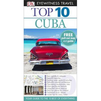 2015 Dk Eyewitness Top 10 Travel Guide: Cuba