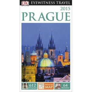 2015 DK Eyewitness Travel Guide: Prague