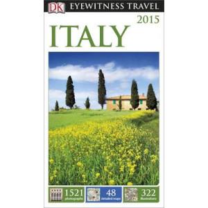 2015 DK Eyewitness Travel Guide: Italy