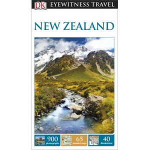 2014 DK Eyewitness Travel Guide: New Zealand
