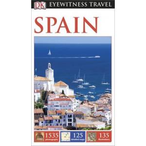 2014 DK Eyewitness Travel Guide: Spain