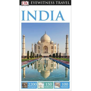 2015 DK Eyewitness Travel Guide: India
