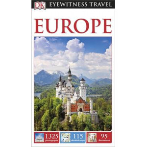 2015 Europe: Eyewitness Travel Guide