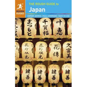 2014 Rough Guide to Japan