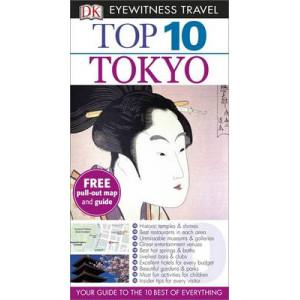 DK Eyewitness Top 10 Travel Guide : Tokyo