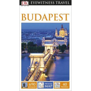 2015 Eyewitness Travel Guide: Budapest