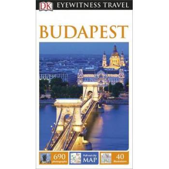 2015 Eyewitness Travel Guide: Budapest