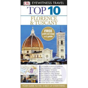 2015 Eyewitness Top 10 Travel Guide: Florence & Tuscany