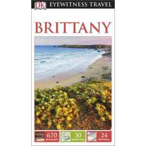 2015 DK Eyewitness Travel Guide: Brittany