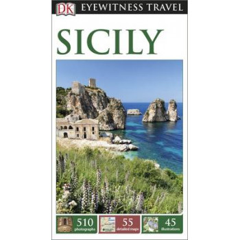 2015 DK Eyewitness Travel Guide: Sicily