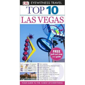2015 DK Eyewitness Top 10 Travel Guide: Las Vegas