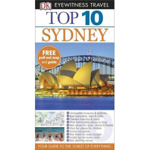 2015 DK Eyewitness Top 10 Travel Guide: Sydney