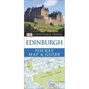 2015 DK Eyewitness Pocket Map and Guide: Edinburgh