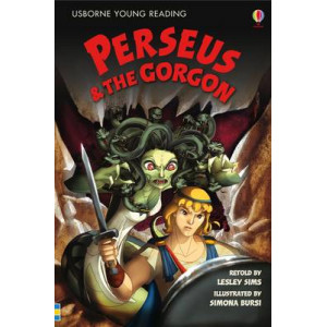 Perseus & the Gorgon (Usborne Young Reading Series Two)