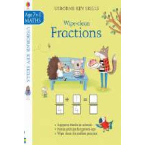 Wipe-Clean Fractions 7-8