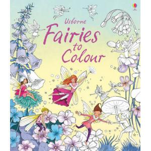 Fairies to Colour