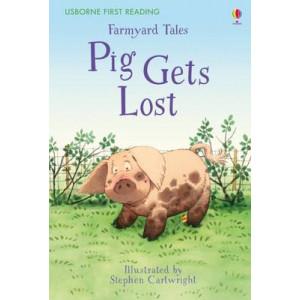 Farmyard Tales - Pig Gets Lost