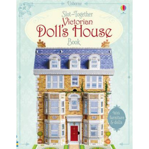 Slot Together Victorian Dolls House